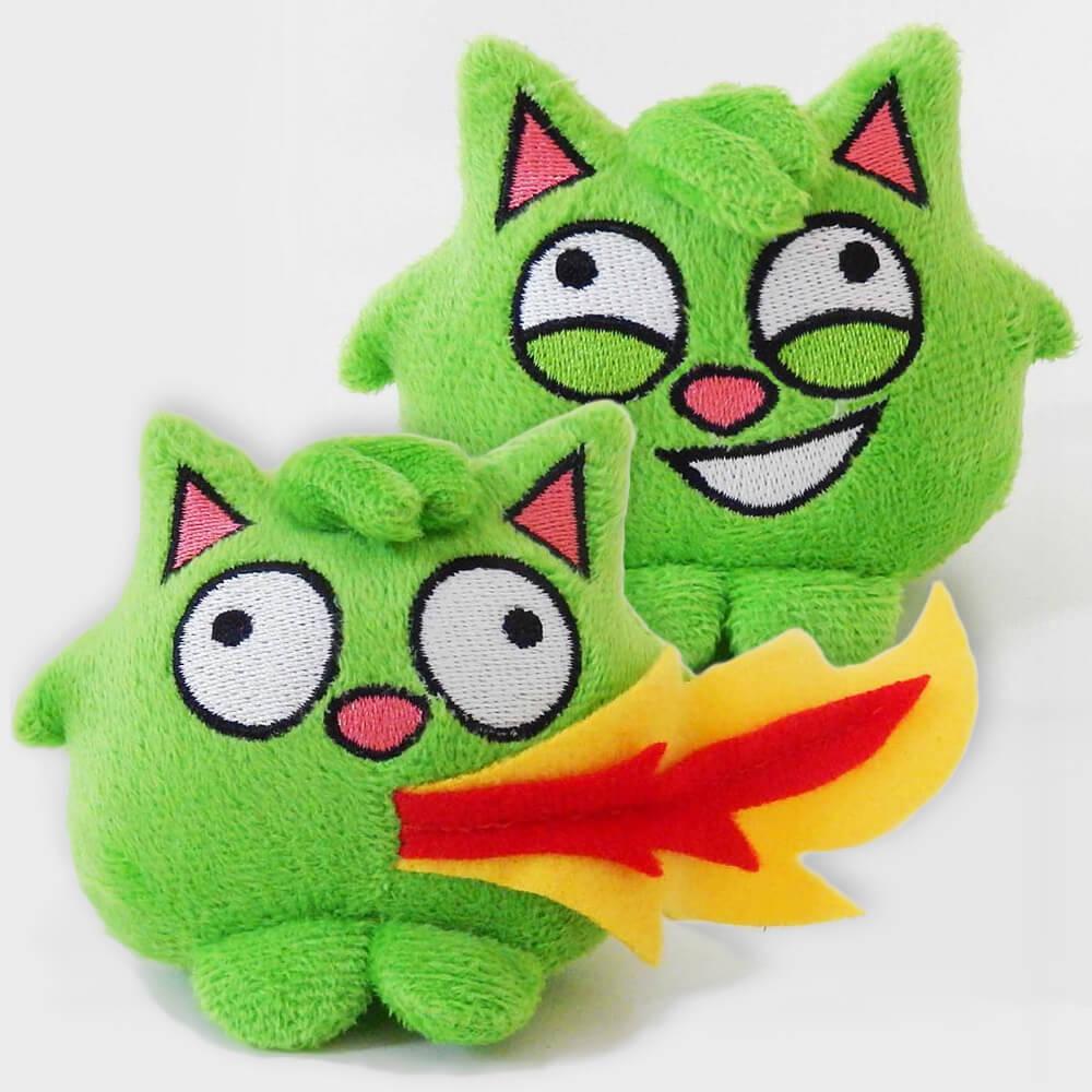 7f03a6f526c4 Pickles Plush Toy Twin Set | Yip Yip Studios