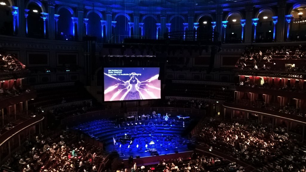 The Pure Joy | Distant Worlds: Music From Final Fantasy